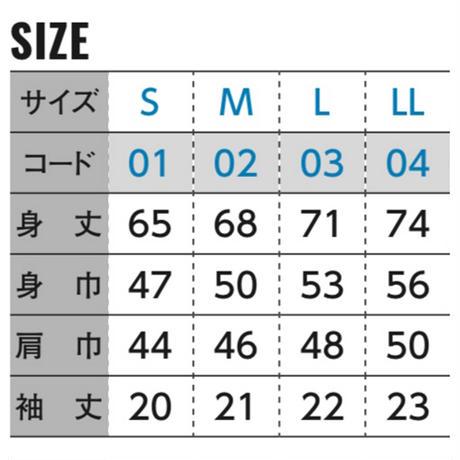 RUDIE'Sドライレイヤードボタンダウンポロシャツ【ネイビー/ホワイト】
