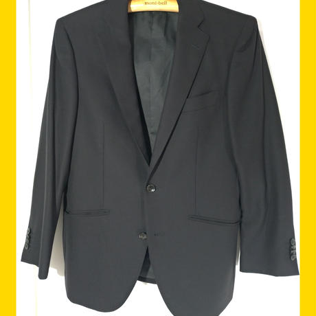 【古着】Mr.JUNKO スーツ(ジャケットのみ) メンズ 165