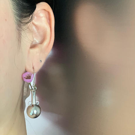 2nd Putipo pierce(片耳pierce)