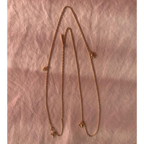 Long 5  Necklace