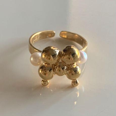 Balloon EVLiNchan ring(Pearl)