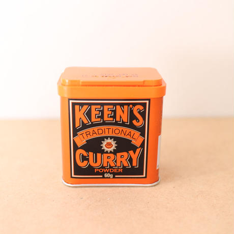 KEEN'S Curry Powder 空缶