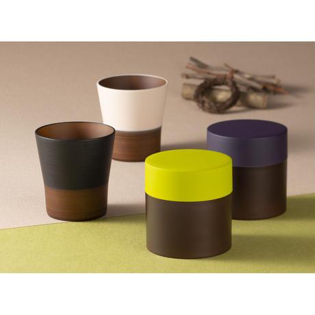 日本伝統色 塗分 フリーカップ 藤色