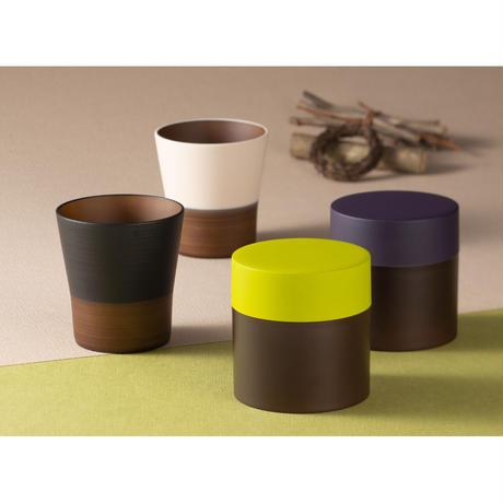 日本伝統色 塗分 フリーカップ 漆黒