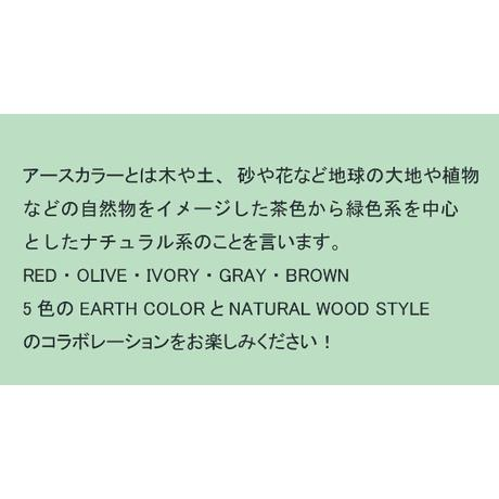 EARTH COLOR 抗菌マグ IVORY
