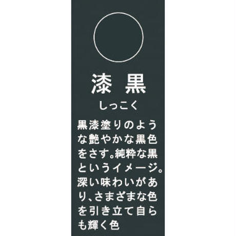 日本伝統色 塗分マグ 漆黒