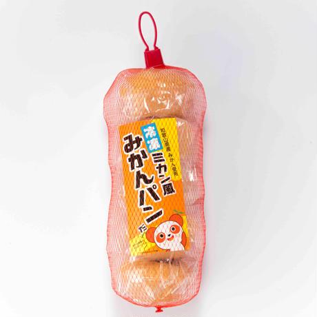 冷凍ミカン風みかんパンだ5個入×1袋