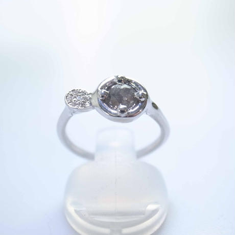 opaque&melee dia ring  0.85