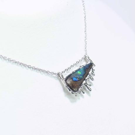 Boulder opal 3.45 pendant