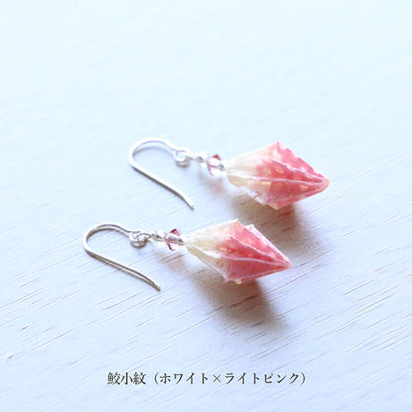 【 カミノシゴト/Origami Jewel 】star anise ピアス・イヤリング