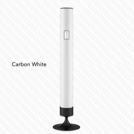 【6月下旬発送予定】ナノドロン空気清浄機 カーボンホワイト NANODRON NJ20-CWH