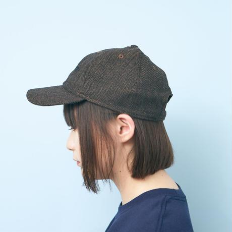 KENICKCURRY LOGO HERRINGBONE CAP
