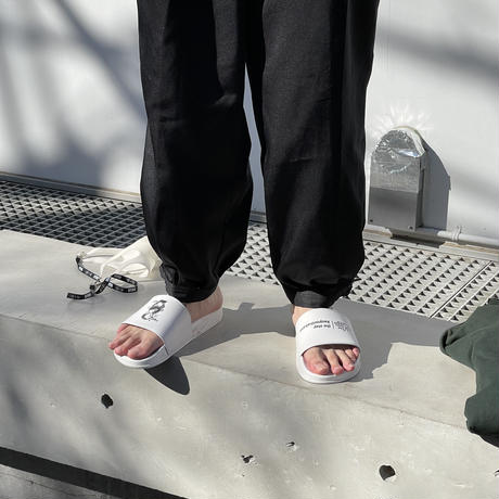 A NOTHING FACE SANDALS