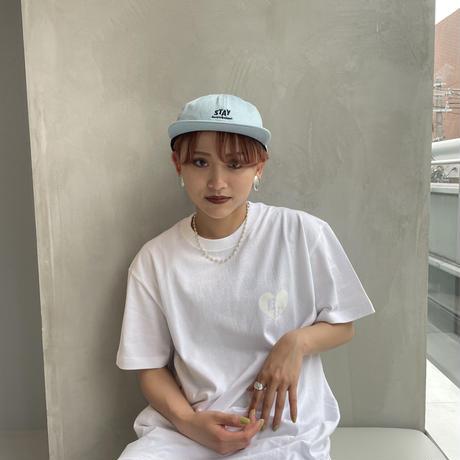 BB COMIC HS TEE white