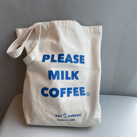 tote bag 【PMC】 BLUE