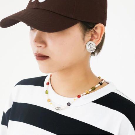 ☺︎<❤︎ beads necklace