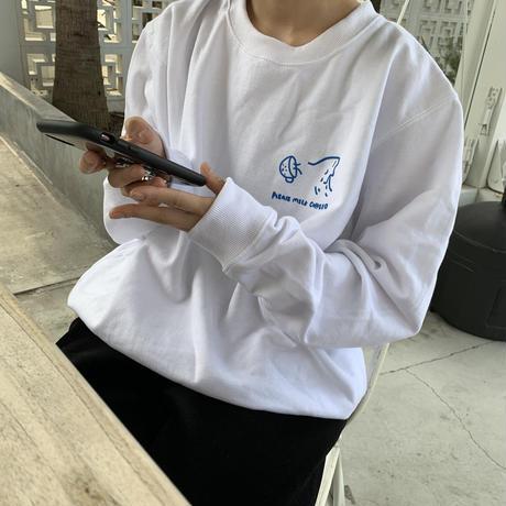 coboshisugi sweat blue