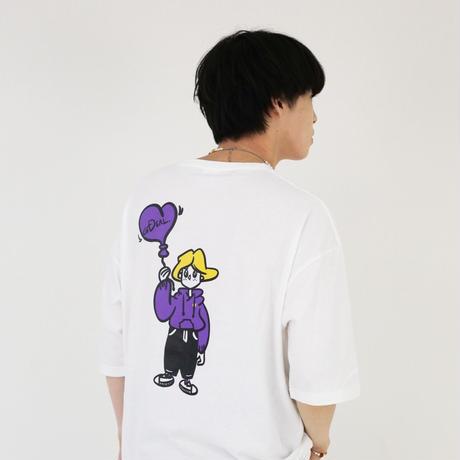 balloon G.  HS TEE