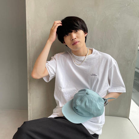 stay HS TEE white