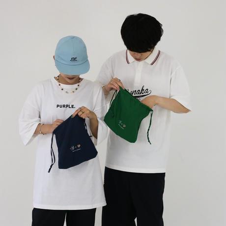 ☺︎<❤︎ 巾着bag