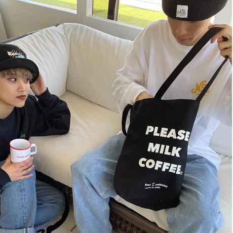 tote bag 【PMC】   BLACK
