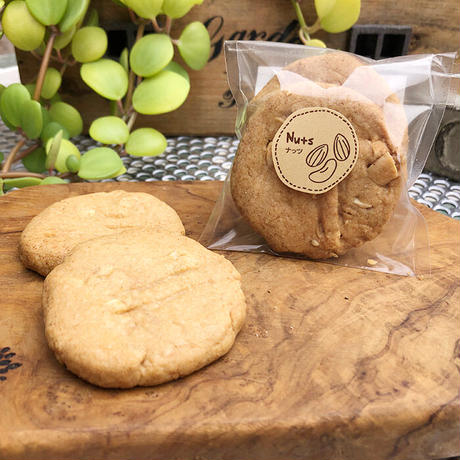 米粉DEナッツクッキー