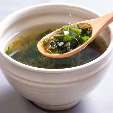 焼きあごだし 海藻スープ 40g