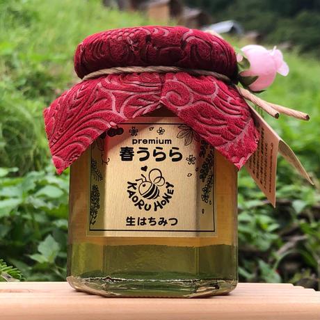 薫るはちみつ2021年産  春うらら 【大】190g瓶