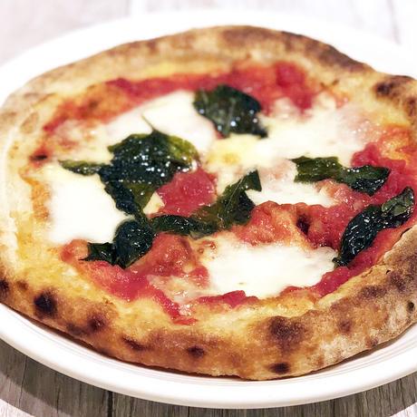 【水牛モッツァレラチーズのマルゲリータ】冷凍ピッツァ(直径20cm)