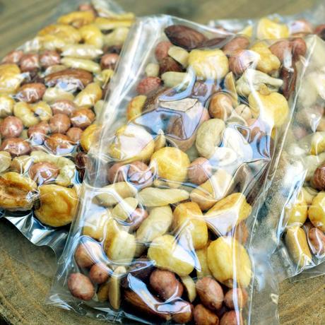 燻製ミックスナッツ(100g×3袋)
