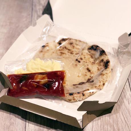 薪窯で焼いた本格ナポリピッツァ「京都大山崎小泉さんの減農薬茄子のピッツァ」