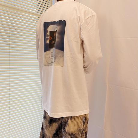 """"""" howufeel """" L/S T-shirt"""