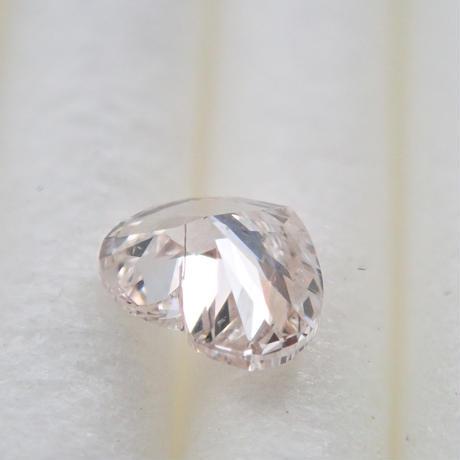 【3/4更新】ピンクブラウンダイヤモンド 0.224ctルース(VERY LIGHT PINKISH BROWN, I1)