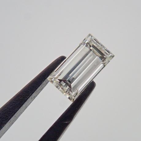 【5/2更新】ダイヤモンド 0.222ctルース(H, VS1,バケットカット)
