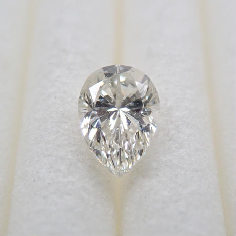 【5/11更新】ダイヤモンド 0.253ctルース(J, VS1, ペアシェイプ)