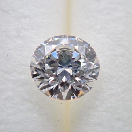 【5/5更新】ダイヤモンド 0.154ctルース(F, VVS1, 3Excellent H&C)