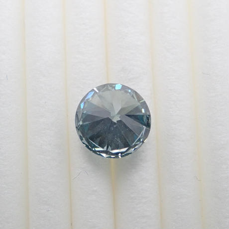 【3/27掲載】ダイヤモンド (トリートメント) 1.410ctルース(Treted FANCY DEEP BLUE GREEN, VS2)