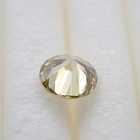 【5/2更新】カメレオンダイヤモンド 0.186ctルース(FANCY GRAYISH GREENISH YELLOW, SI1)