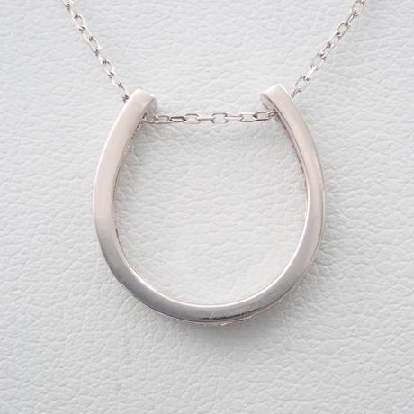 【5/18掲載】K18WGダイヤモンド0.23ct ペンダント(ネックレス)
