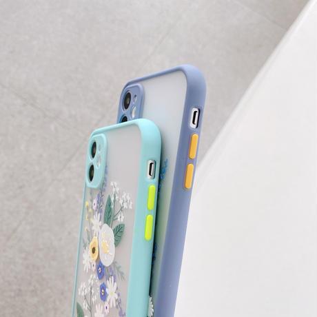 【No.162】 花柄  iPhoneケース 2種類
