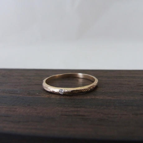 K10YG Diamond ring