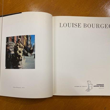 louise bourgeois(図録)
