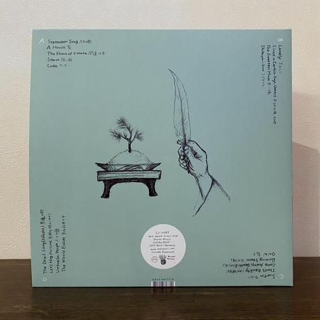 yumbo「The Fruit Of Errata/間違いの実」LP盤<限定盤>