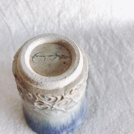 フリーカップ/青雲紋