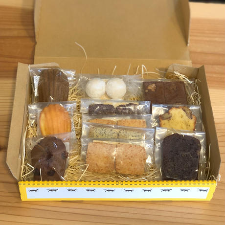 ichieのスタンダード焼き菓子詰め合わせセット小(毎週木曜発送)