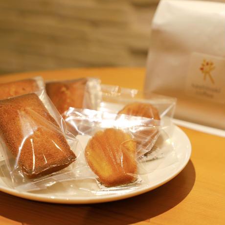 kashinoki スイーツギフト -coffee 100g-