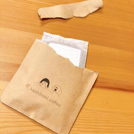kashinoki blend -drip bag-
