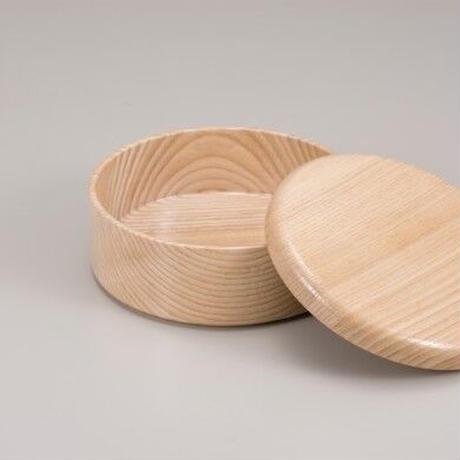 Colorful BOX 蓋シャイン/本体シャイン SJ-0110 お弁当にお料理の盛り込みに最適な木製のBOXです。