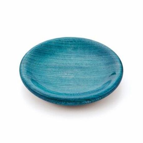 栓3.5豆皿 Colorful ブルー SS-151