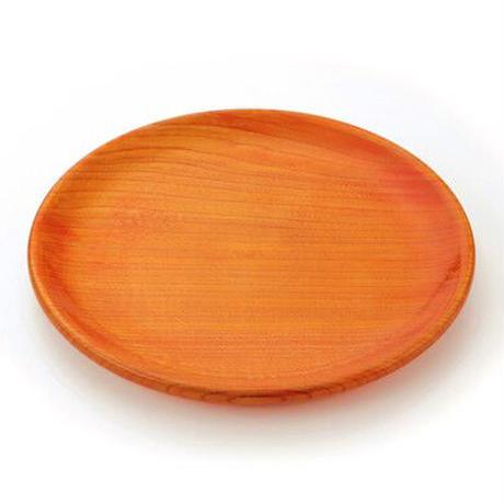 栓6.5パン皿 Colorful オレンジ SS-174